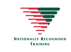 nationally recognised training logo