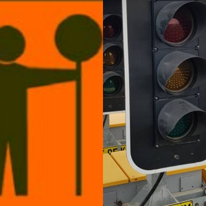 traffic control combo course