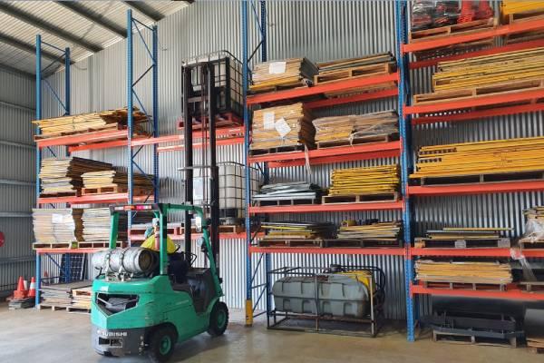 Forklift High Risk Work licence