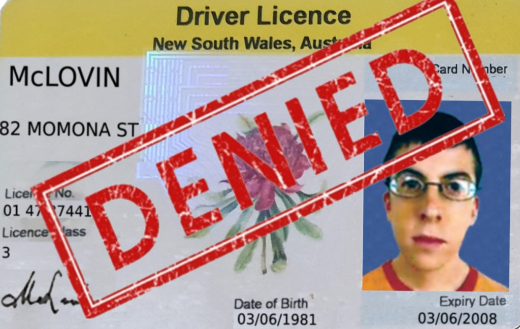The #1 reason you will fail to get your licence